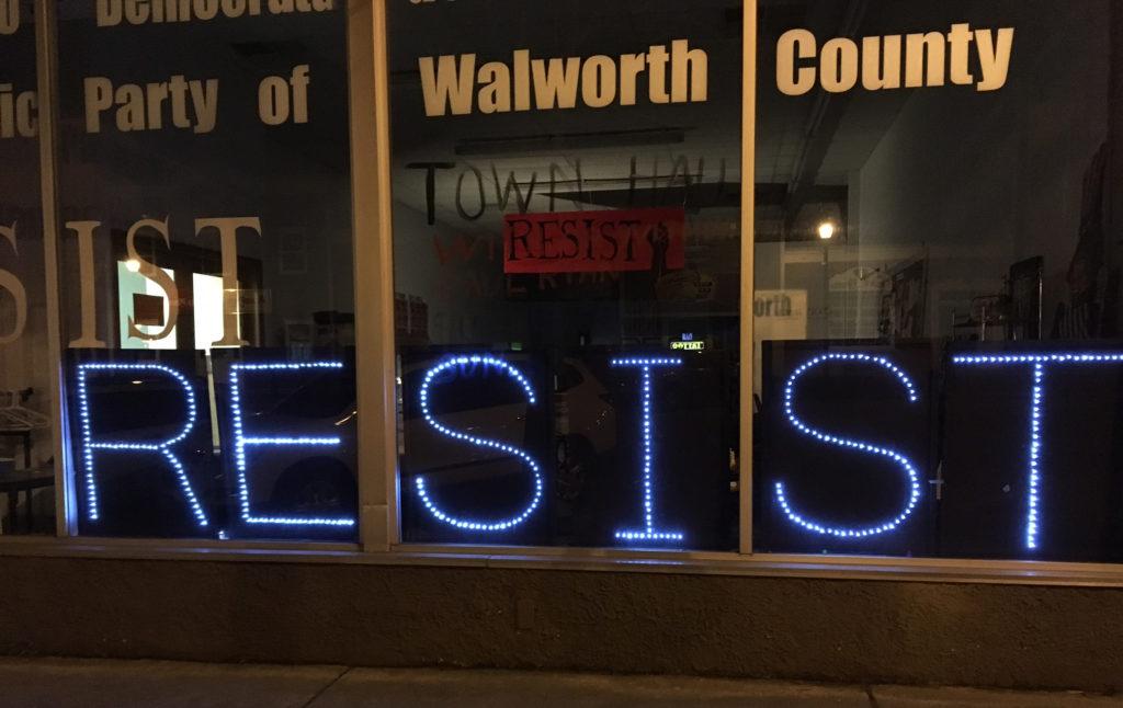 RESIST-Walworth-County